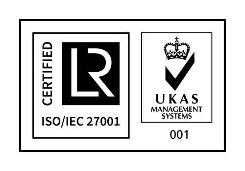 LCP certification ISO 27001