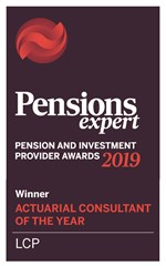 Actuarial Consultant of the Year 2019