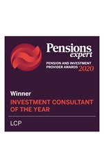 PIPA Investment Consultant of the Year 2020