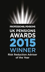 Risk reduction adviser of the year 2015