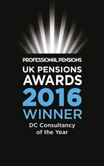 DC consultancy of the year